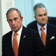 Michael Bloomberg and Raymond Kelly Photos