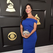 Mayra Veronica The 59th GRAMMY Awards -  Red Carpet