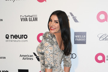 Mayra Veronica Arrivals at the Elton John AIDS Foundation Oscars Viewing Party — Part 4