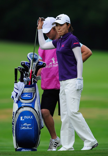 Evian Masters - Round Two