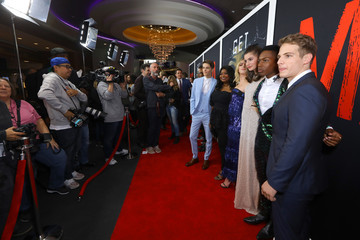 McKaley Miller Dante Brown Special Screening Of Universal Pictures' 'Ma' - Red Carpet