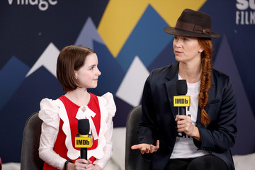 McKenna Grace The IMDb Studio At Acura Festival Village On Location At The 2019 Sundance Film Festival – Day 3