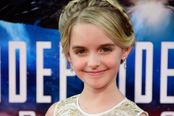 McKenna Grace Premiere of 20th Century Fox's 'Independence Day: Resurgence' - Arrivals