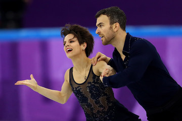 Meagan Duhamel Eric Radford Figure Skating - Winter Olympics Day 5