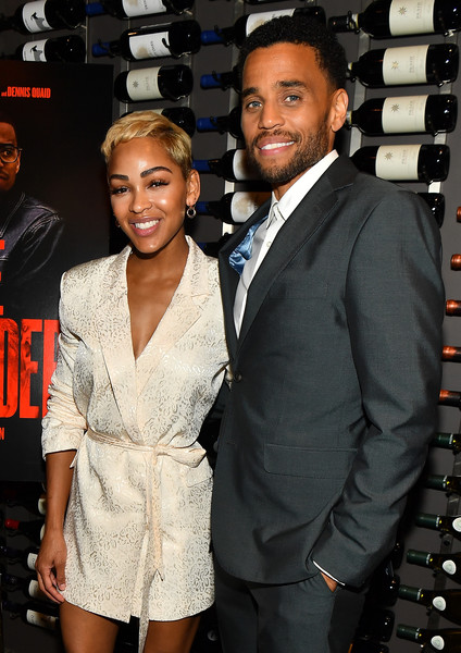 The Intruder Atlanta Mixer With Michael Ealy, Meagan Good, And Deon Taylor