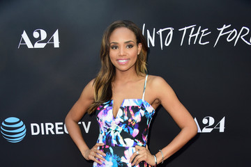 Meagan Tandy Premiere of A24's 'Into the Forest' - Arrivals
