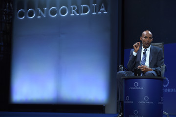Meb Keflezighi 2016 Concordia Summit Convenes World Leaders to Discuss the Power of Partnerships - Day 2