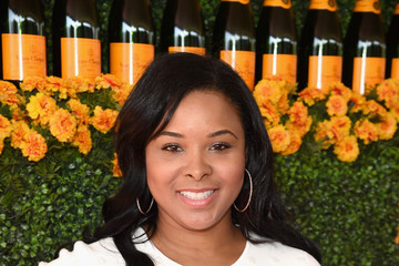 Mechelle Epps Sixth-Annual Veuve Clicquot Polo Classic, Los Angeles - Red Carpet