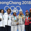 Phylicia George and Elana Meyers-Taylor
