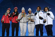 Elana Meyers-Taylor and Mariama Jamanka Photos Photo