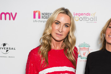 Meg Matthews Legends of Football - Red Carpet Arrivals