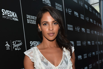 Megalyn Echikunwoke 'Drinking Buddies' Premieres in Hollywood — Part 3