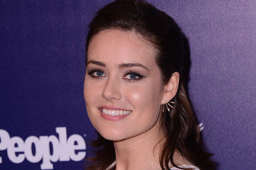 Megan Boone 'Entertainment Weekly' and 'People' Celebrate The New York Upfronts - Arrivals