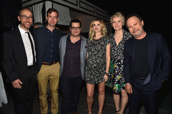 Premiere Of FX's 'The Comedians' - After Party [the comedians,social group,event,fashion,photography,fashion design,team,performance,ben wexler,actors,stephnie weir,billy crystal,fx,party,premiere,party,premiere]
