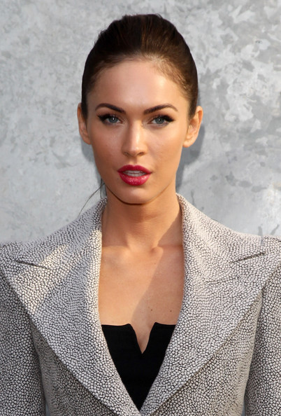 Megan Fox Megan Fox attends the Giorgio Armani Spring/Summer 2011 fashion show during Milan Fashion Week Womenswear on September 27, 2010 in Milan, Italy.