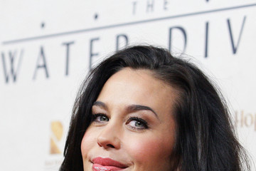 Megan Gale 'The Water Diviner' Premieres in Sydney