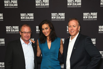 Megan Gale Tourism NZ Celebrity Ambassador Announcement
