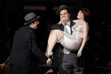 "Megan Mullally Carnegie Hall Presents ""Guys And Dolls"" - Performance"