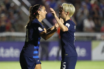 Megan Rapinoe United States vs. Mexico: Group A - CONCACAF Women's Championship