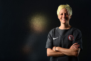 Megan Rapinoe USOC Portraits for Rio2016