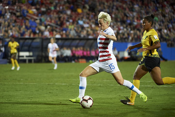 Megan Rapinoe Jamaica vs. United States: Semifinal - CONCACAF Women's Championship