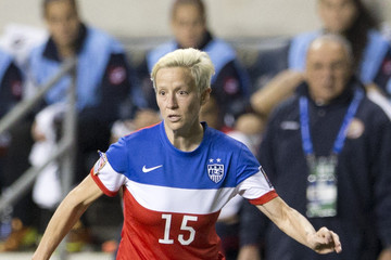 Megan Rapinoe Costa Rica v USA