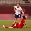 Megan Rapinoe European Best Pictures Of The Day - August 02