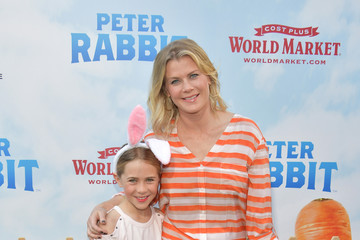 Megan Sanov Premiere of Columbia Pictures' 'Peter Rabbit' - Arrivals