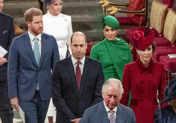 Commonwealth Day Service 2020 [event,harry,charles,catherine middleton,prince william,meghan markle,duke,service,duchess,cambridge,duke of sussex,prince harry duke of sussex,catherine duchess of cambridge,charles prince of wales,queen elizabeth ii,wedding of prince harry and meghan markle,wedding of prince william and catherine middleton,british royal family,buckingham palace,commonwealth day,prince]