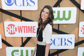 Meghan Ory CW, CBS And Showtime 2013 Summer TCA Party - Arrivals