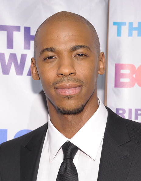 Mehcad Brooks - New Photos