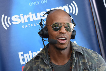 Mehcad Brooks SiriusXM's Entertainment Weekly Radio Channel Broadcasts From Comic-Con 2016 - Day 3