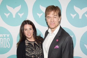 Mehmet Oz The 9th Annual Shorty Awards - Teal Carpet Arrivals