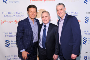 Mehmet Oz The Blue Jacket Fashion Show To Benefit The Prostate Cancer Foundation