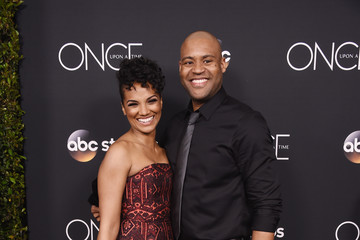 Mekia Cox Stars Attend The 'Once Upon A Time' Series Finale Screening