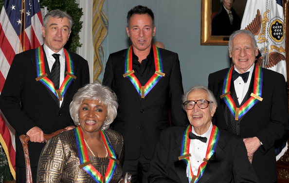 Image result for mel brooks kennedy center honors
