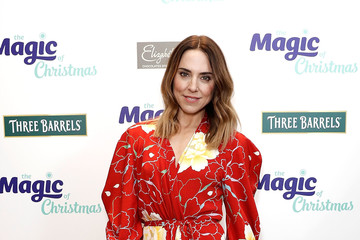 Mel C The Magic of Christmas - Press Room