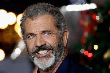 Mel Gibson 'Daddy's Home 2' UK Premiere - Red Carpet Arrivals
