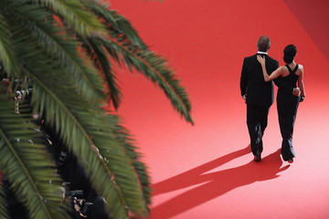Mel Gibson Closing Ceremony - Red Carpet Arrivals - The 69th Annual Cannes Film Festival