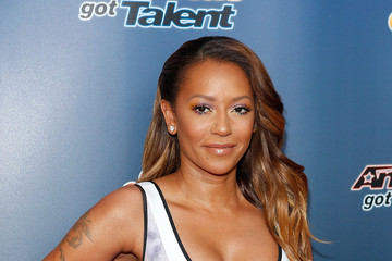Melanie Brown 'America's Got Talent' Red Carpet Event in NYC