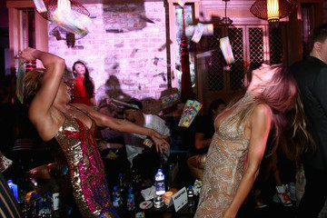 Melanie Brown Republic Records and Cadillac Host VMA After-Party at Tao Restaurant - Red Carpet