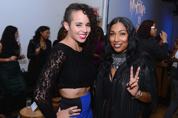 Melanie Fiona Catch the Throne: The Mixtape Vol. II Listening Party