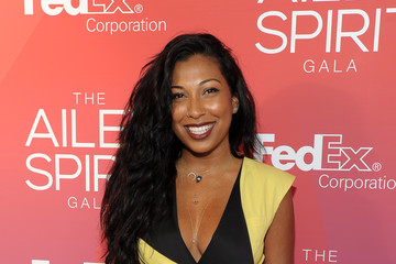 Melanie Fiona Arrivals at the Ailey Spirit Gala