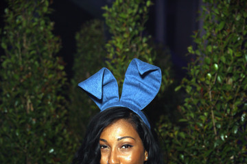 Melanie Fiona The Playboy Party At The Bud Light Hotel Lounge - Inside