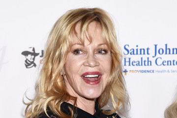 Melanie Griffith Arrivals at the Power of Pink