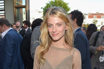 Melanie Laurent Sidonie Dumas and Gaumont Honored at Cannes