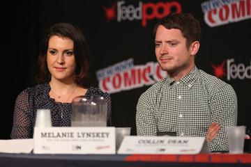 Melanie Lynskey Cartoon Network at New York Comic Con