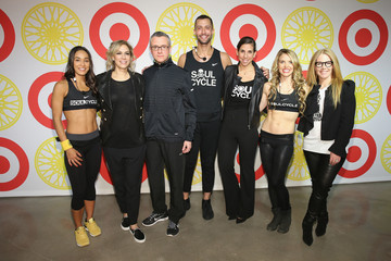 Melanie Whelan SoulCycle x Target Launch Event