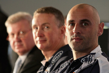 Geoff Lord Melbourne Victory Media Opportunity