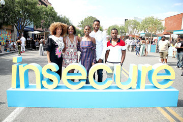 Melina Matsoukas HBO Celebrates New Season of 'Insecure' With Block Party in Inglewood